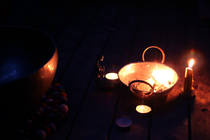 solstice ceremony