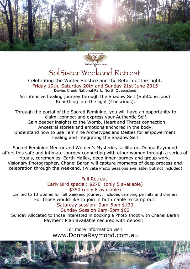 SolSister Retreat