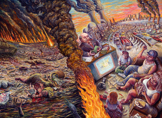 Land of the Free- Mark Henson